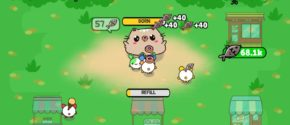 Princess Cat Nom Nom - Clicker Evolution Idle Game